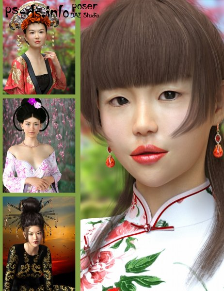 East Asian Women for Mei Lin 8