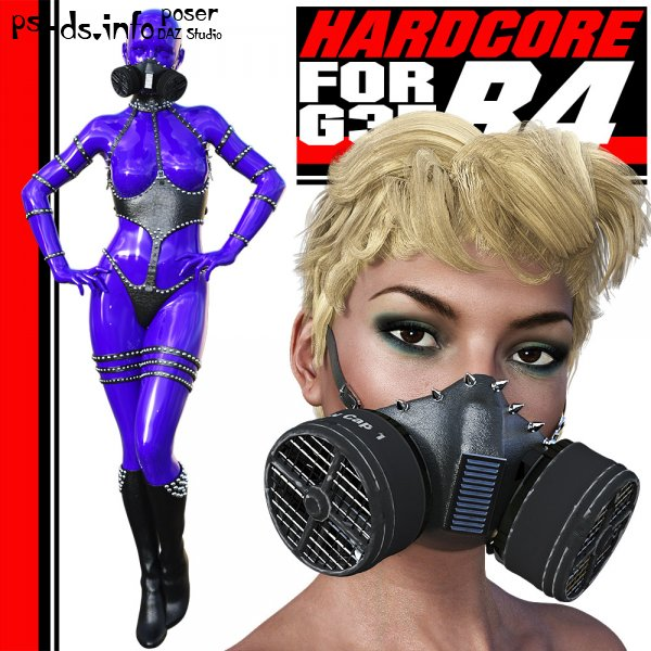 HARDCORE-R4 for G3 females