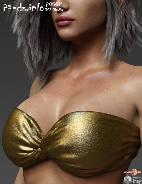 Breasts Morphs for G8F Vol 1