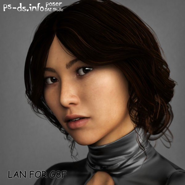 Lan for Genesis 8 Female