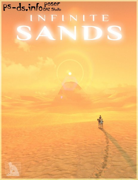 Infinite Sands - Desert Environment