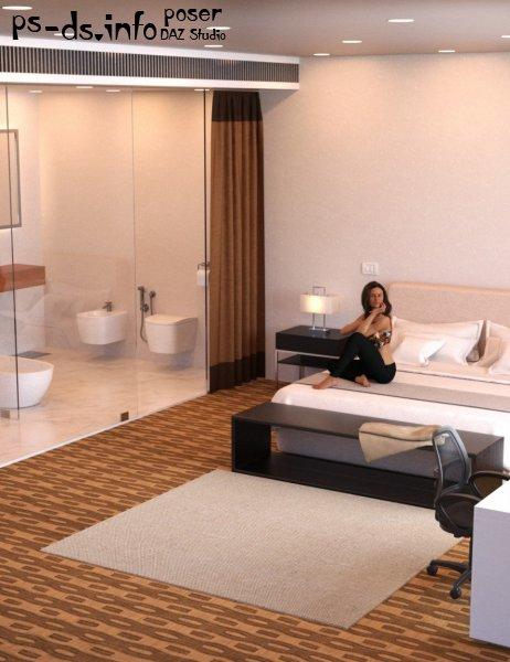 Luxury Hotel Rooms: Luxury Hotel Room » Poser