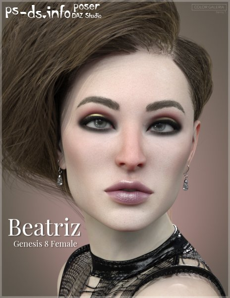Beatriz for Genesis 8 Female