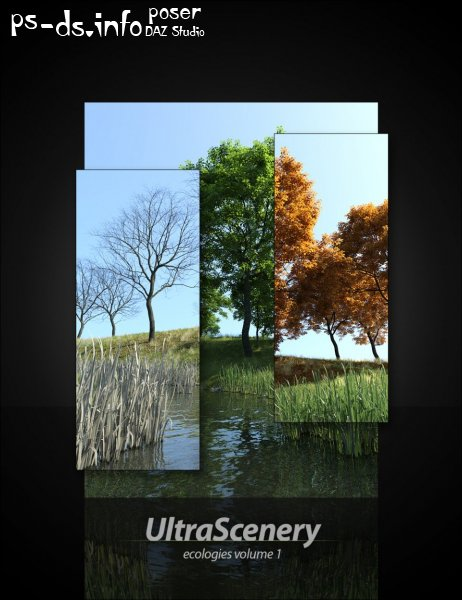 UltraScenery - Ecologies Volume 1