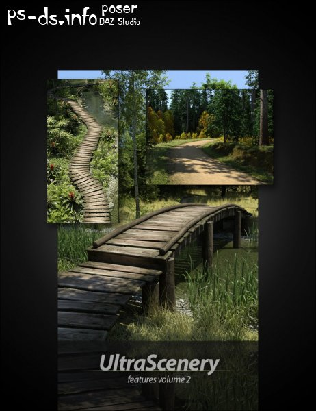 UltraScenery - Landscape Features Volume 2